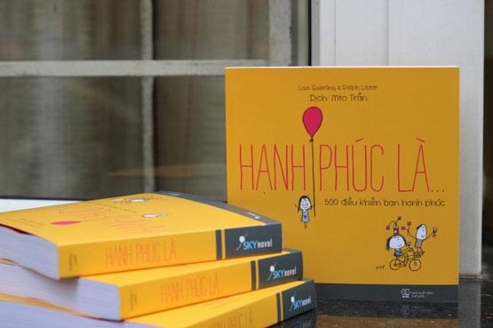 Sách Hạnh phúc là... - Lisa Swerling và Ralph Lazar